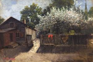 Žydintis sodas. 1926 m.