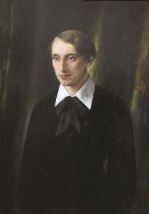Dailininko I. E. Malcino portretas. 1914 m.