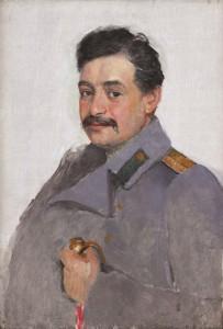 Karo gydytojas. 1910 m.
