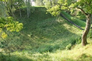 Narkunu piliakalnis II