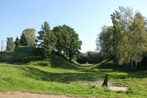 Narkunu piliakalnis IV