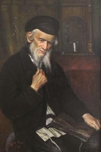 Talmudo aiškintojas. 1925 m.