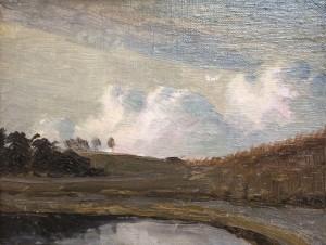 Vakaras. 1910 m. pab. – 1920 m.