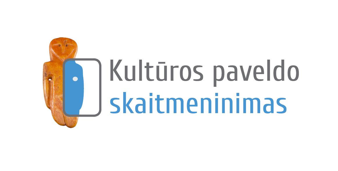 KULTŪROS PAVELDO SKAITMENINIMAS